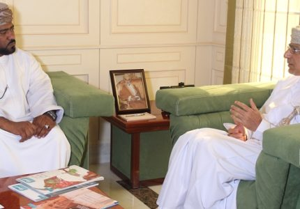 Press Interview with H.E. Dr. Fuad Bin Jaafar Al Sajwani – The Minister of Agriculture and Fisheries