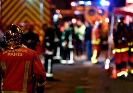 Seven killed in Paris building blaze