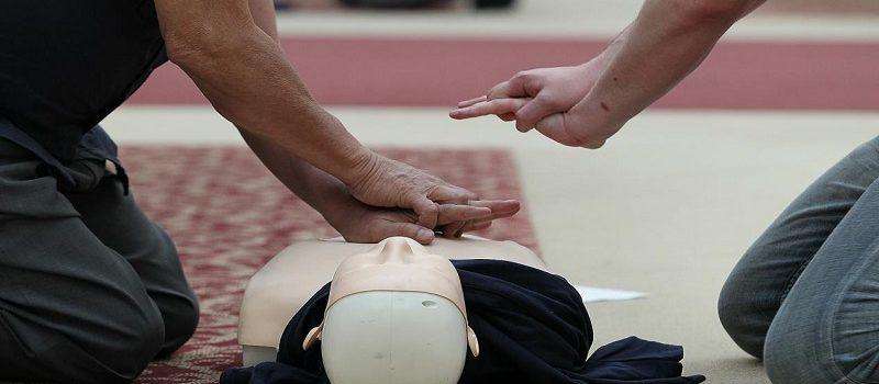 الإسعافات الأولية والإنعاش القلبي وعي وثقافة