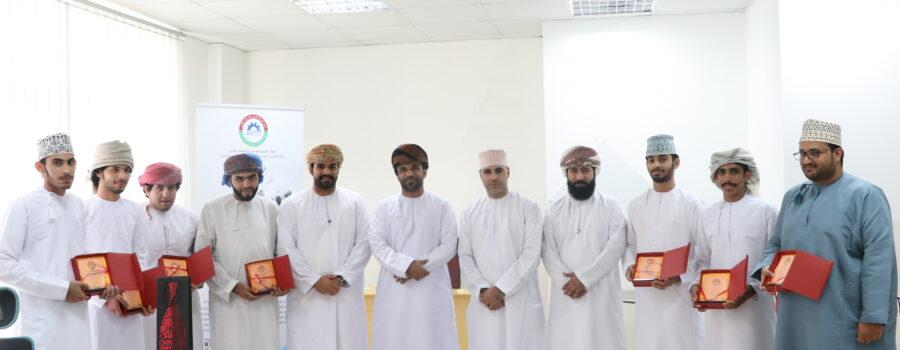 حفل تكريم لمتدربين معهد العربية للتدريب والسلامة